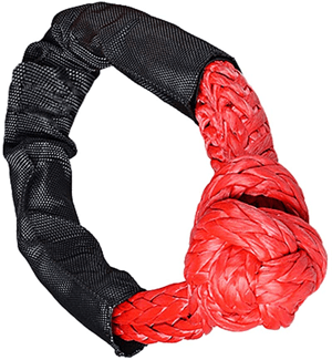 soft shackle in red