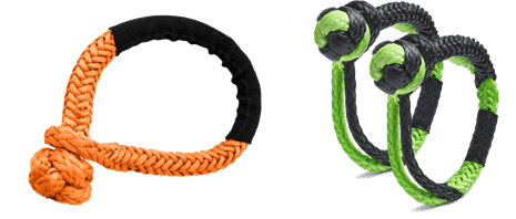 this is to show synthetic soft shackle rope